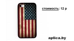 ЧЕХОЛ ДЛЯ IPHONE ФЛАГ USA