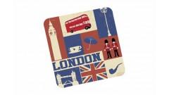 """Магнит (10 на 10) """"LONDON"""""""